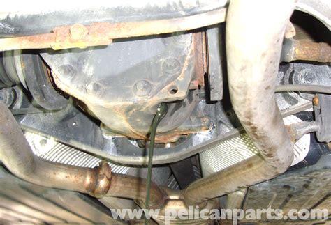 rear differential fluid mercedes w211 rear differential fluid change 2003