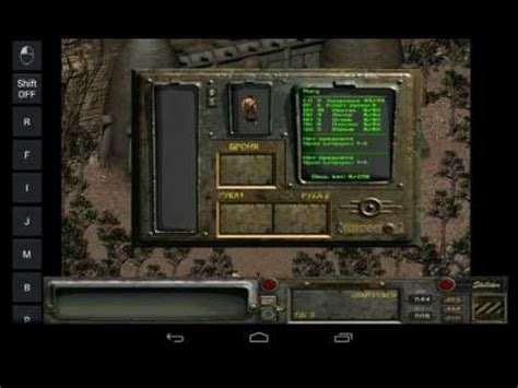fallout 2 android геймплей fallout 2 на android через exagear strategies