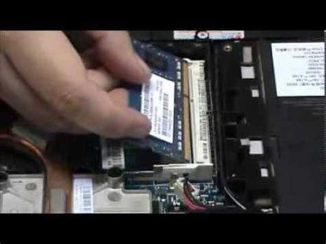 Upgrade Ram Asus A43s tutorial cara mengganti harddisk dengan ssd pada