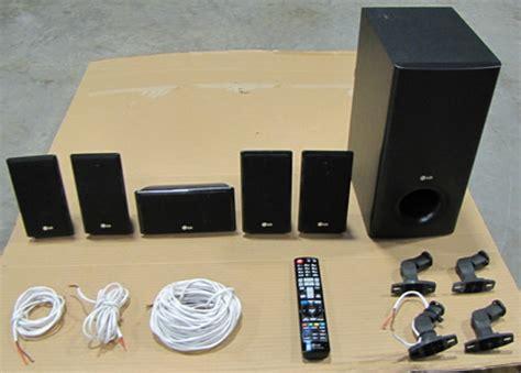 Speaker Subwoofer Lg lg speaker system with subwoofer loud and proud