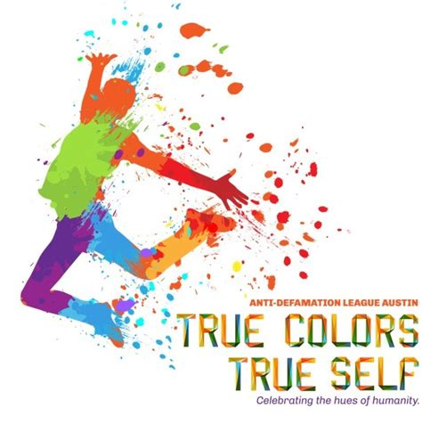 true color anti defamation league true colors true self