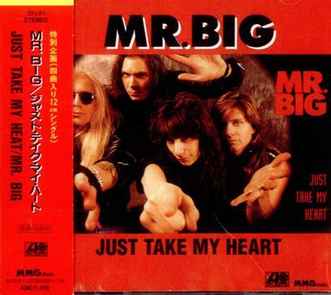 1416570861 just take my heart mr big us just take my heart japan cd single cd5 5
