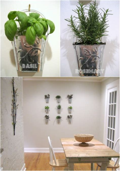 Designing Small Kitchen 18 creative diy herb gardens 11 diy amp home creative