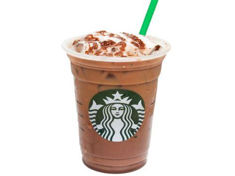 iced cappuccino recipe starbucks