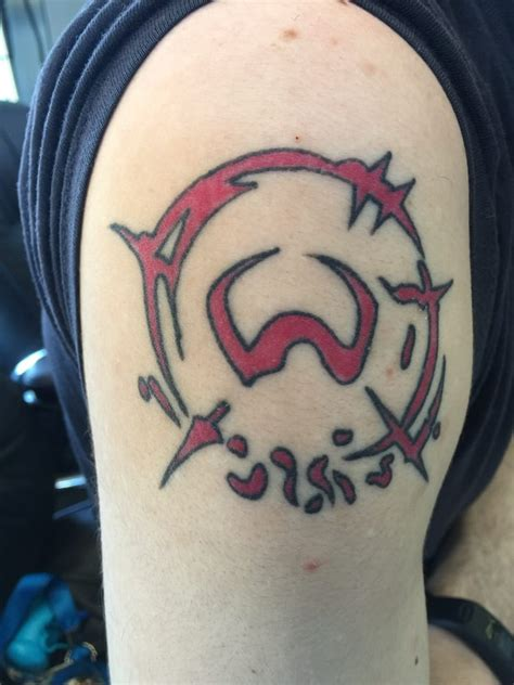 ancient art tattoo studio zamorak symbol from runescape yelp