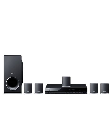 buy sony dav tz145 5 1 dvd home theatre system at