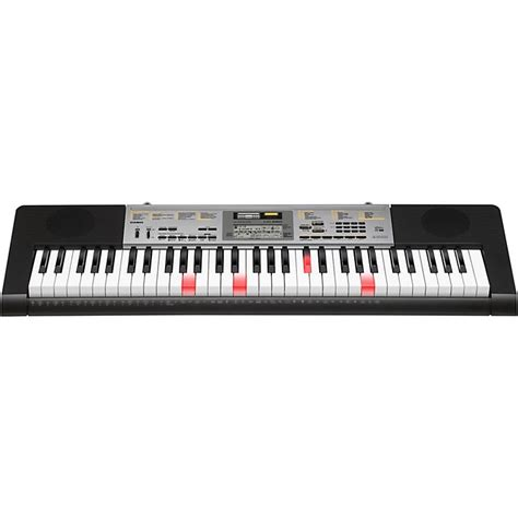 Casio Lighted Keyboard by Casio Lk 260 61 Lighted Portable Keyboard Musician S Friend