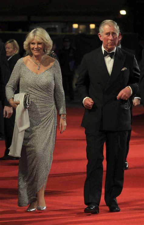 prince charles  camilla attend glittering hugo premiere
