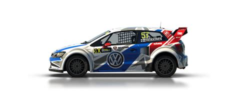 volkswagen polo rallycross volkswagen polo rallycross colin mcrae rally and dirt