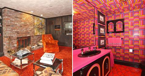Kitchen Collection Store this home for sale is literally a time capsule from the 1970s