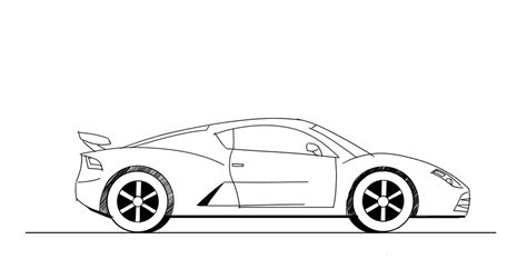 Cartoon Car Side View Www Pixshark Com Images