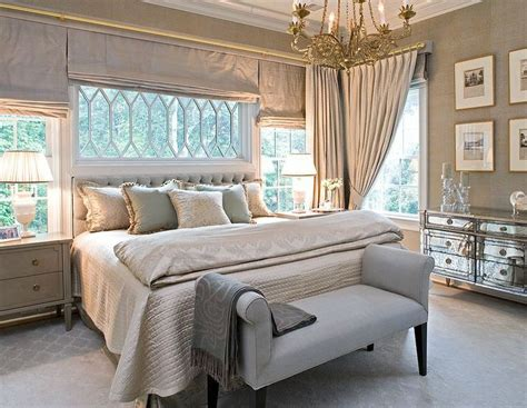 master bedroom windows serene colors nice mirrored dresser love the window and