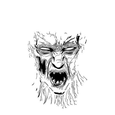 imagenes de zombis en blanco y negro d 237 a 96 halloween 365 d 237 as 365 dibujos