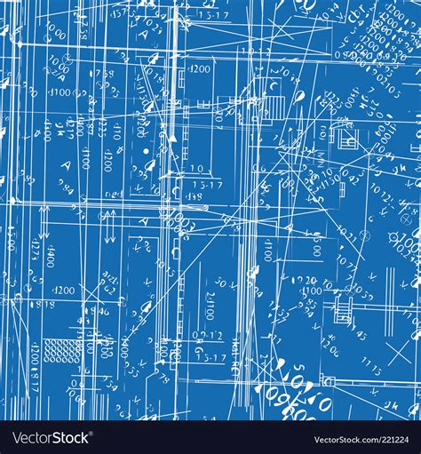 blueprint online free simulating engineering blueprint royalty free vector image