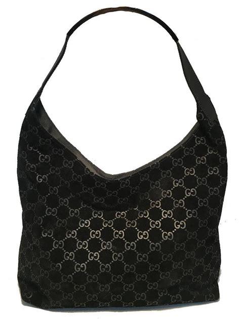 Hobo Shoulderbag Waterproof Monogram gucci black suede monogram hobo shoulder bag for sale at