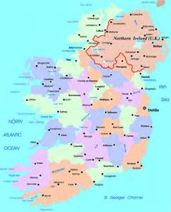 Ireland Map Europe by Maps Of Ireland Map Library Maps Of The World