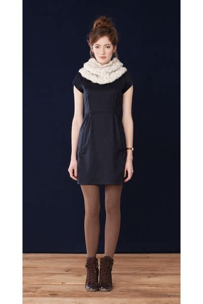 brown shoes black dresses white scarves quot 23052013 quot by