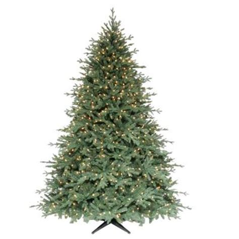 martha stewart living 7 5 ft royal spruce set