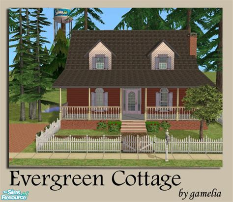 Evergreen Cottage gamelia s evergreen cottage