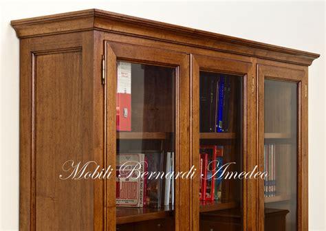 libreria massello librerie in legno massello 14 librerie