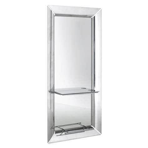 Salon Mirror With Shelf by Salonitaly