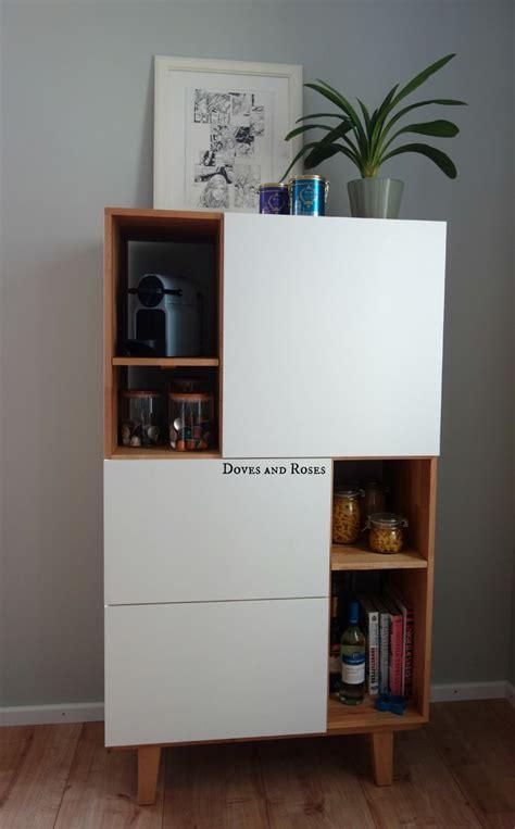 kitchen storage furniture ikea my besta ikea hack to create an amazing scandinavian