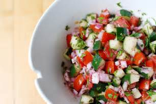 israeli salad recipe dishmaps