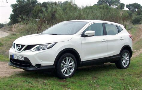 Driven 2014 Nissan Qashqai Still Kicking Sand Wayne S