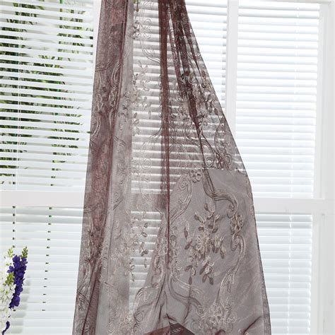 chinese curtain fabric chinese curtain fabric supply new embroidery window