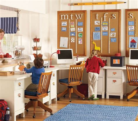 kids study room how to ease back to school stress for kids virtual vocations
