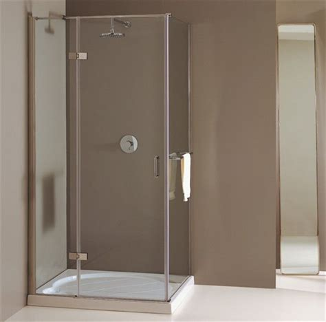 box doccia ac6 inward opening door for small shower for