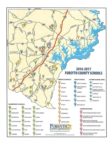 Forsyth County Ga Search Some Facts About The Forsyth County Ga Schools