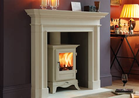 Gas Burning Stoves Fireplaces by The Beaumont 6kw Multi Fuel Stove The Fireplace Co