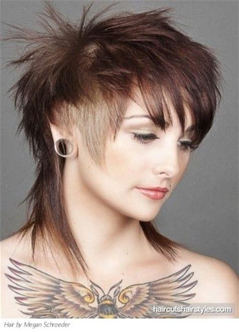 edgy rock hairstyles best 25 short punk hairstyles ideas on pinterest punk