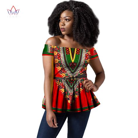african print clothing for ladies 2017 brw africa style women modern fashions womens tops