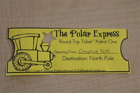 printable polar express tickets boarding passes 1000 images about polar express day on pinterest