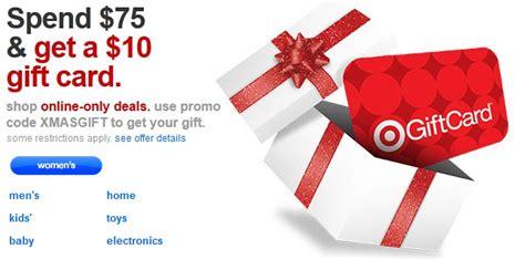 Target 5 Off Gift Cards - target spend 75 get 5 off plus a 10 gift card online kollel budget