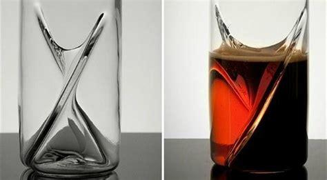 bicchieri strani bicchieri di design una lista con i 10 bicchieri di