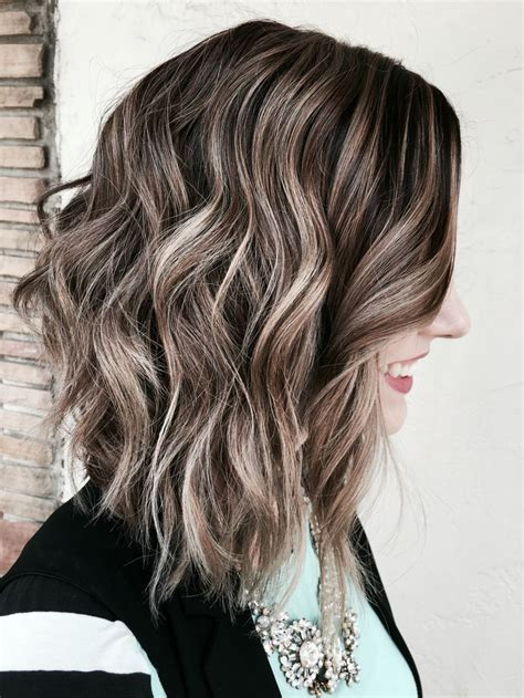 layered hair ash brown with ash blonde highlights or balayage best 25 ash highlights ideas on pinterest ashy blonde