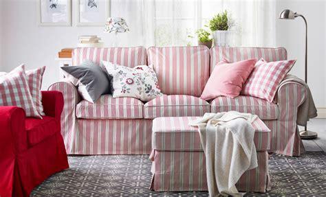 ektorp 3er sofa ein wohnzimmer u a eingerichtet mit ektorp bezug f 252 r
