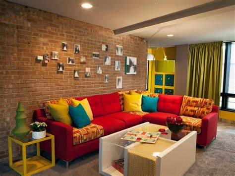Living Room Design With Brick Wall 25 Brick Wall Designs Decor Ideas For Living Room