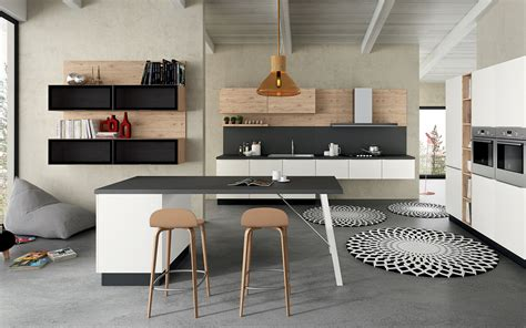 cucine moderne in rovere cucine moderne le tre finiture di tendenza nel 2018