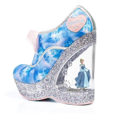 disney high heel shoes set cinders spinning in your heel with a bibidi bobbity