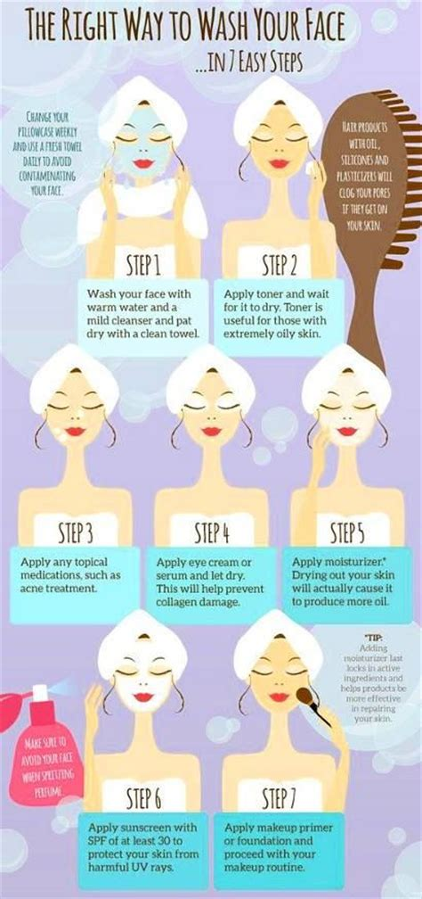 best wash for here is the right way washing and treating your skin at the same time