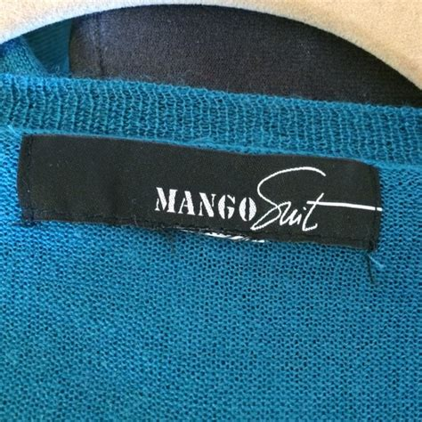 Sweater Top Manggo 67 Mango Sweaters Mango Sweater Top Teal From