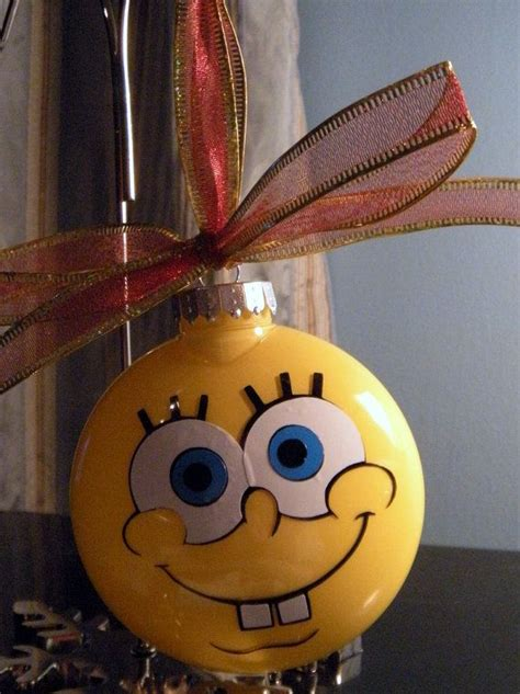 spongebob christmas crafts