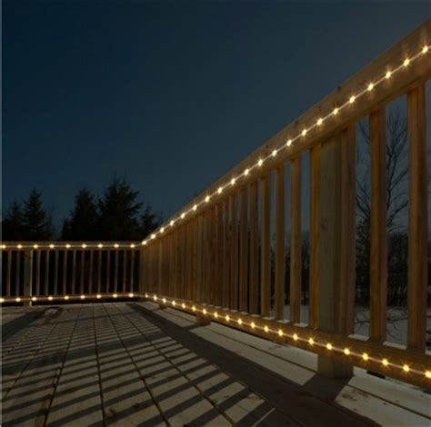 outdoor rope lights for decks roselawnlutheran