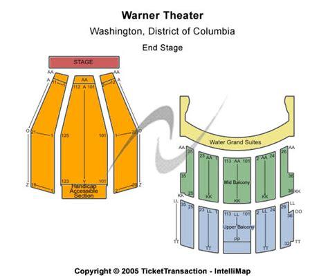 warner theater seating chart elvis costello concert tickets