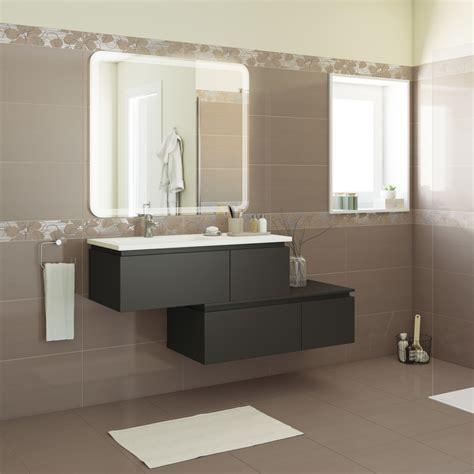 mobili per bagno parete letto cartongesso