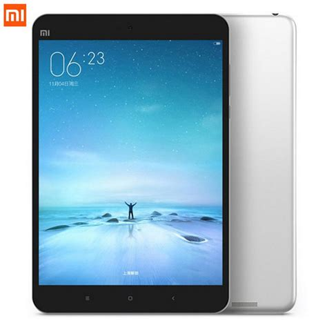 Tablet Xiaomi Mi Pad 7 9 xiaomi mi pad 2 7 9 inch ips android 5 1 tablet pc silver free shipping dealextreme